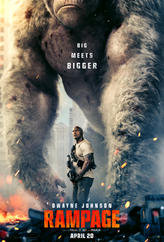 Rampage (2018) showtimes and tickets