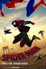 Spider-Man: Into the Spider-Verse showtimes and tickets