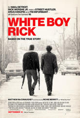 White Boy Rick showtimes and tickets
