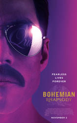 Bohemian Rhapsody showtimes and tickets