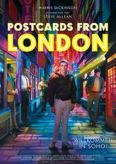 Postcards from London showtimes and tickets