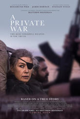 A Private War showtimes and tickets