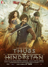 Thugs of Hindostan showtimes and tickets