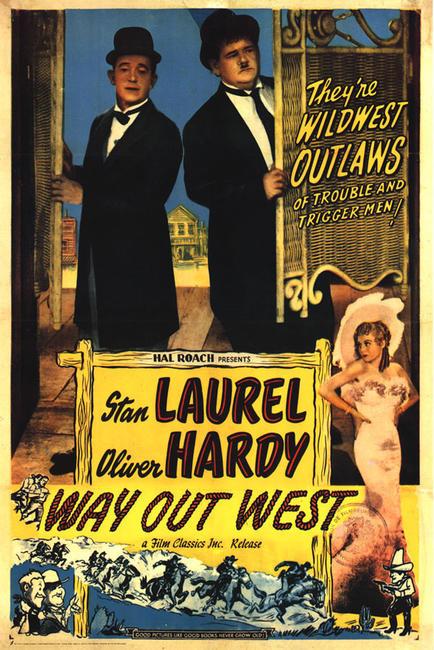 Laurel & Hardy Silents & Talk Photos + Posters