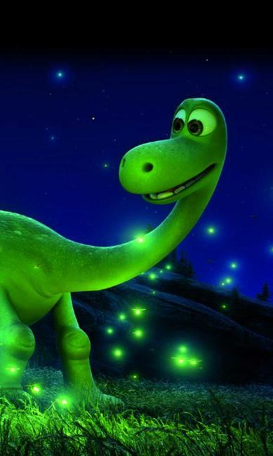 The Good Dinosaur Photos + Posters
