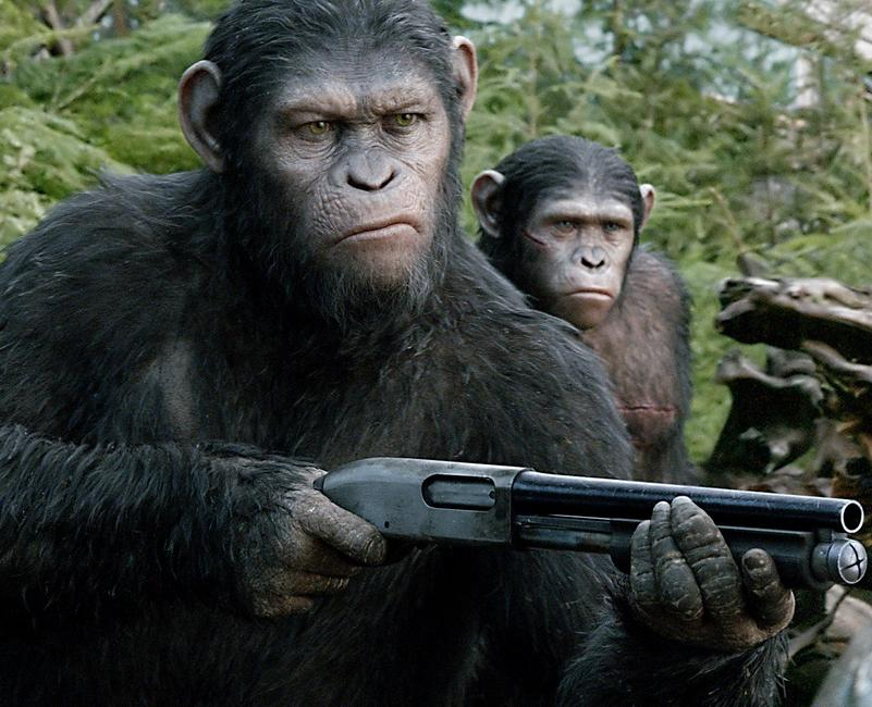 Dawn of the Planet of the Apes Photos + Posters