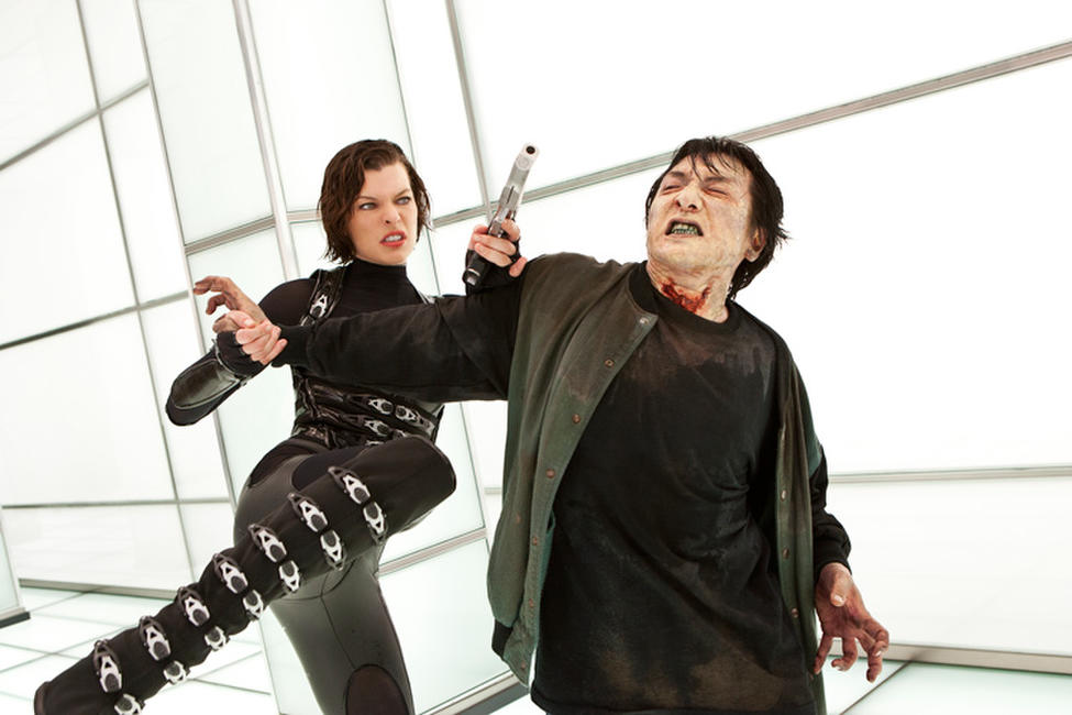 Resident Evil:Retribution - An IMAX 3D Experience Photos + Posters