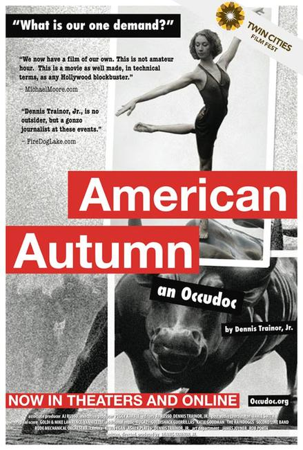 American Autumn: An Occudoc  Photos + Posters