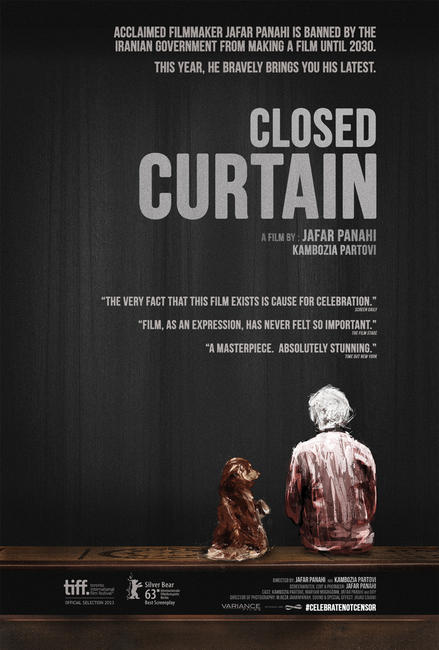Closed Curtain Photos + Posters