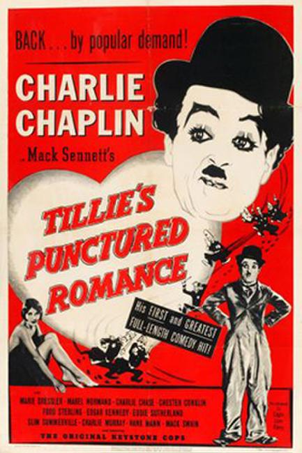 Tillie's Punctured Romance (2015) Photos + Posters
