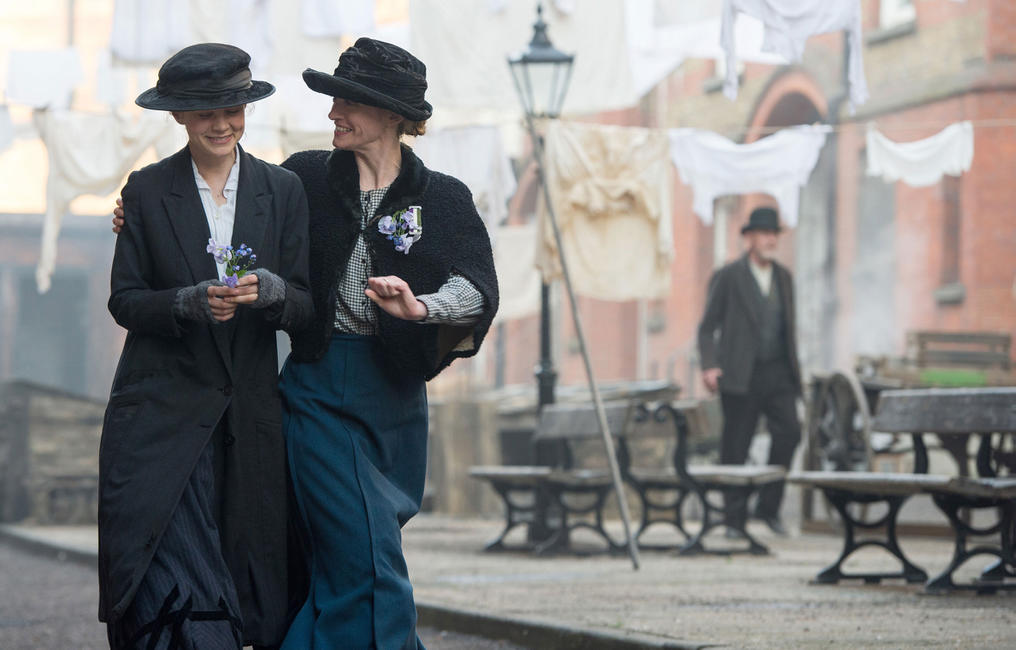 Suffragette Photos + Posters