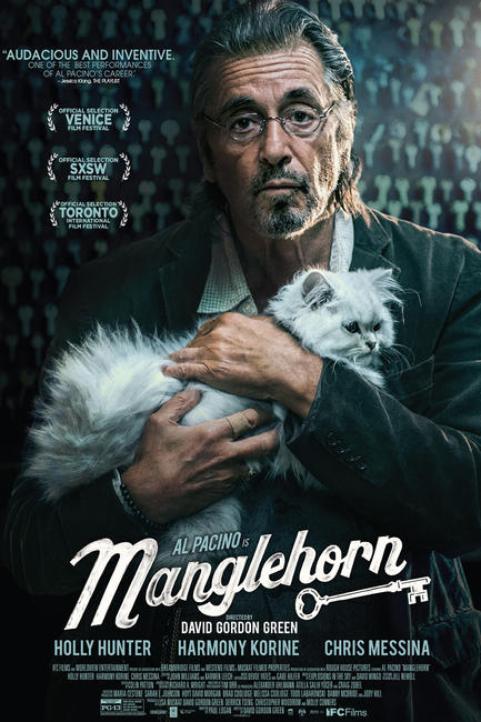 LIFF: Manglehorn Photos + Posters