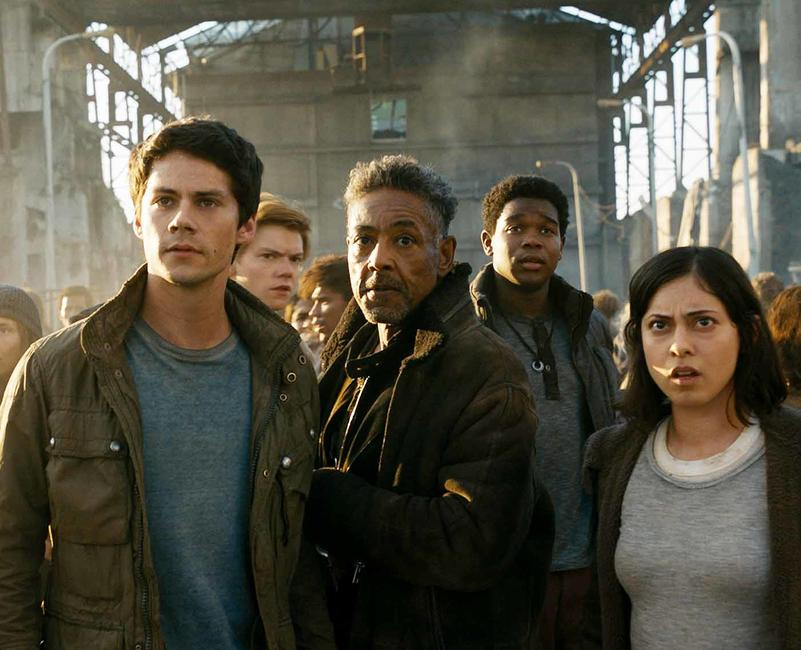 Maze Runner: The Death Cure Photos + Posters