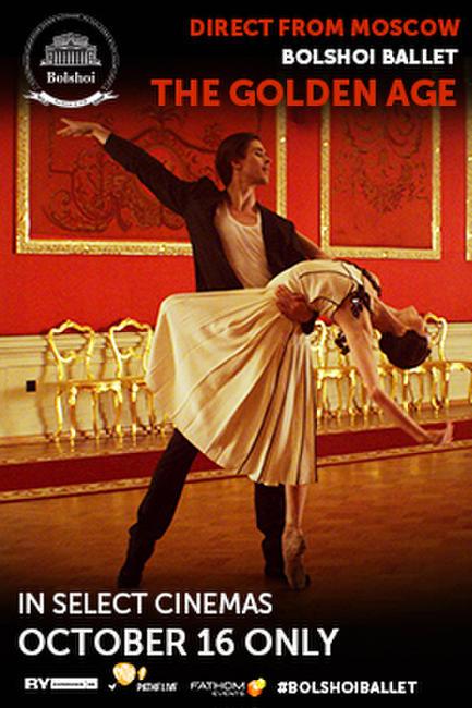 Bolshoi Ballet: The Golden Age (2016) Photos + Posters