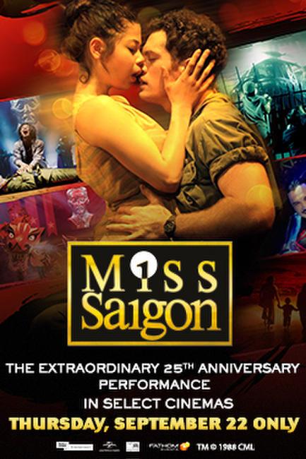 Miss Saigon: 25th Anniversary Performance Photos + Posters