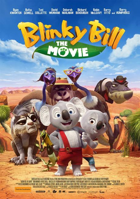 Blinky Bill the Movie Photos + Posters