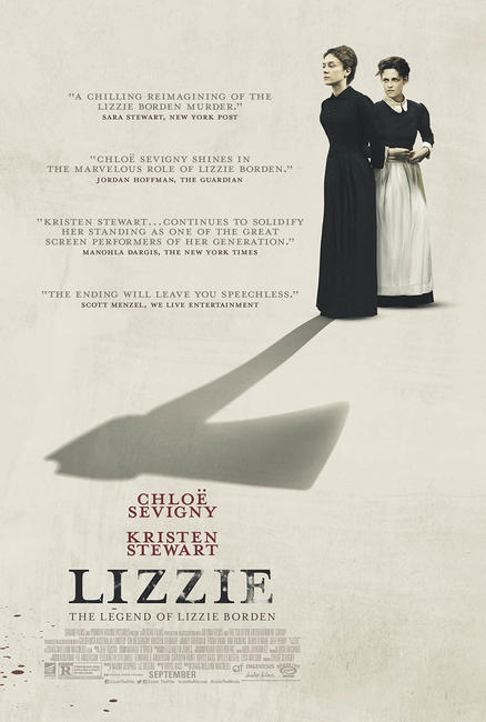 Lizzie (2018) Photos + Posters