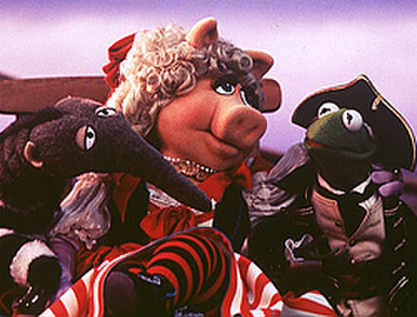Muppet Treasure Island Photos + Posters