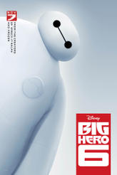 Big Hero 6 showtimes and tickets