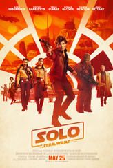 Solo: A Star Wars Story showtimes and tickets