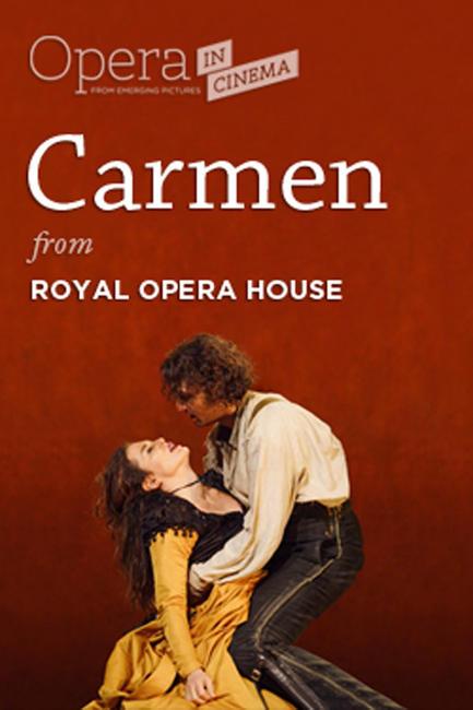 Carmen: London's Royal Opera at Covent Garden Photos + Posters
