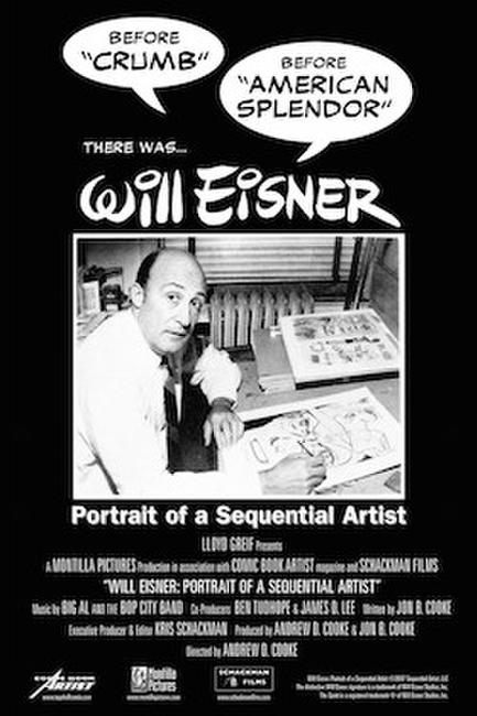 Will Eisner: Portrait of a Sequential Artist Photos + Posters