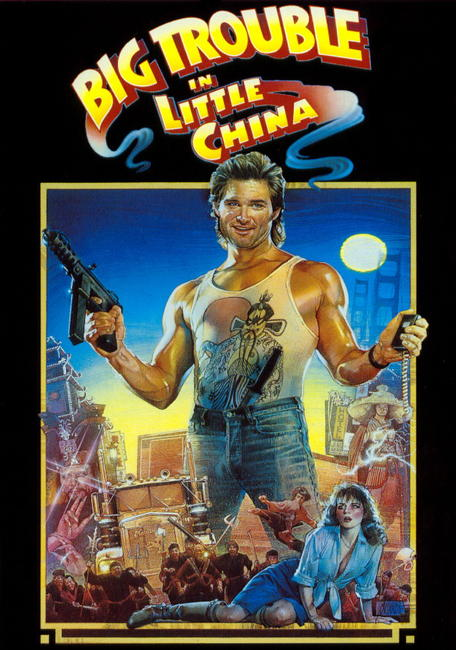Big Trouble In Little China / Assault on Precinct 13 Photos + Posters