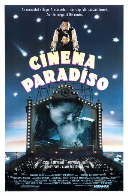 The Unknown Woman / Cinema Paradiso Photos + Posters