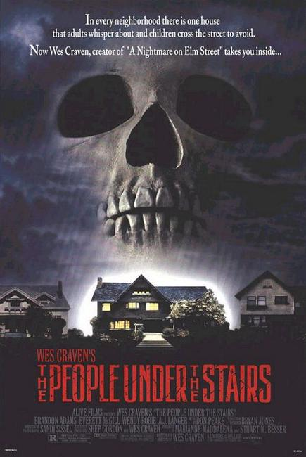 The People Under the Stairs / The Serpent and the Rainbow Photos + Posters