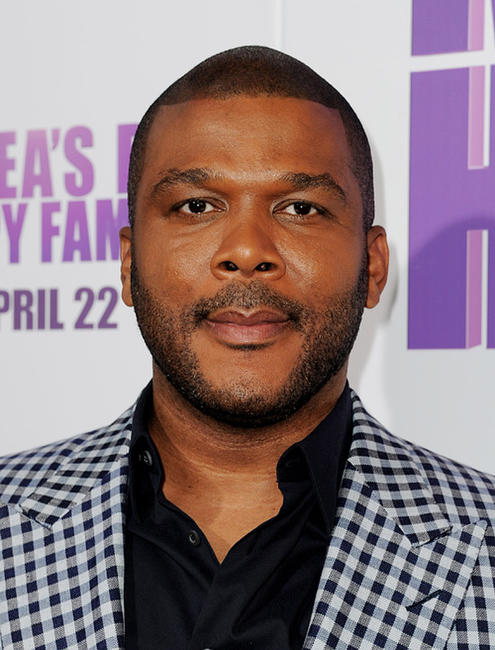 Tyler Perry's Madea's Big Happy Family Special Event Photos