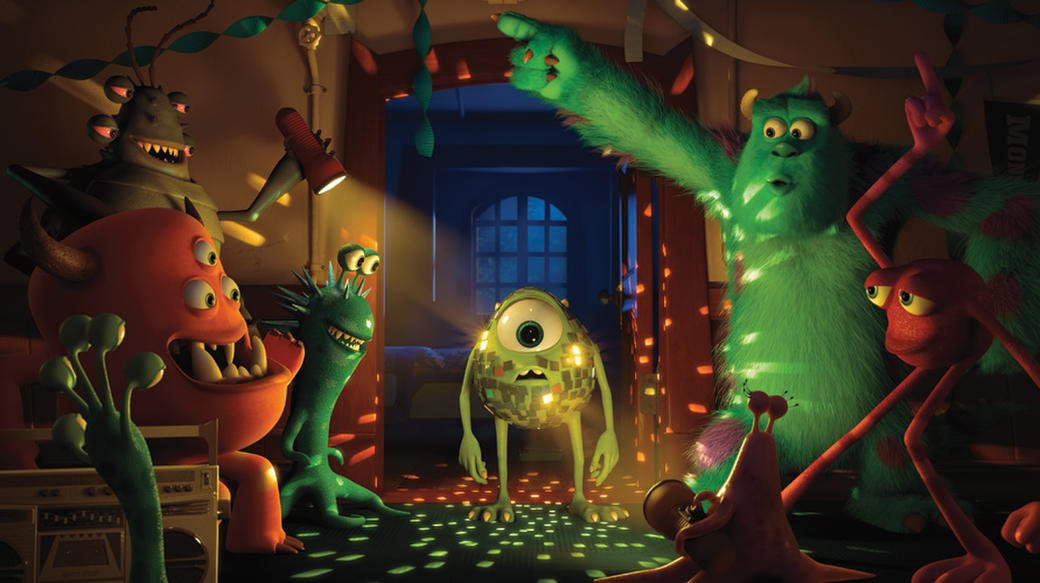 Monsters University Photos + Posters