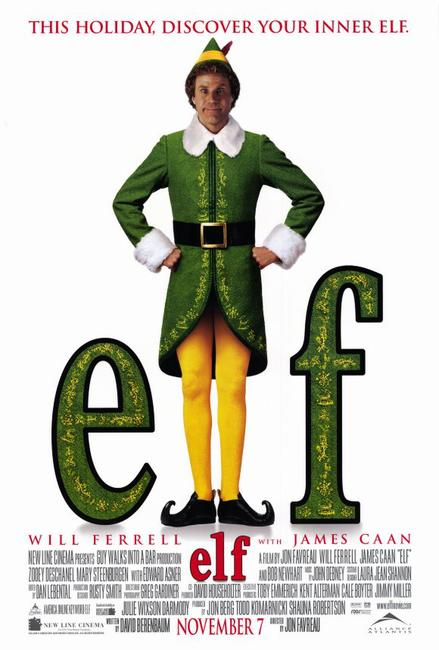 Elf / Bad Santa - Director's Cut Photos + Posters