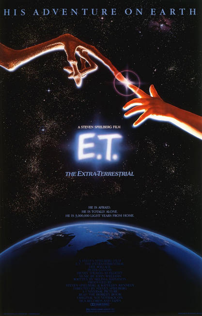 Alamo Drafthouse & Fandango Present – The Summer of 1982: E.T. Photos + Posters