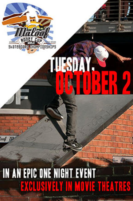 Maloof Cup World Skateboarding Championship Event Photos + Posters