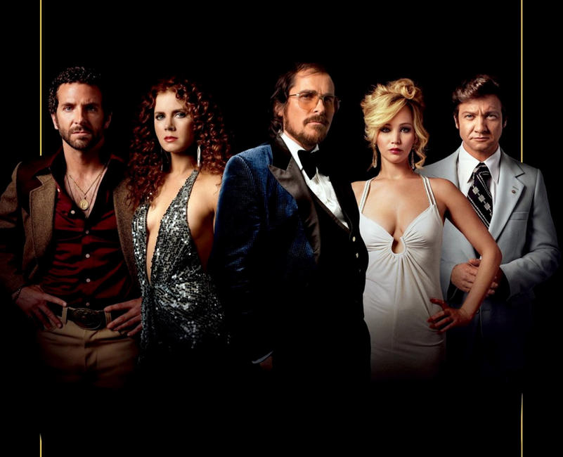 American Hustle Photos + Posters
