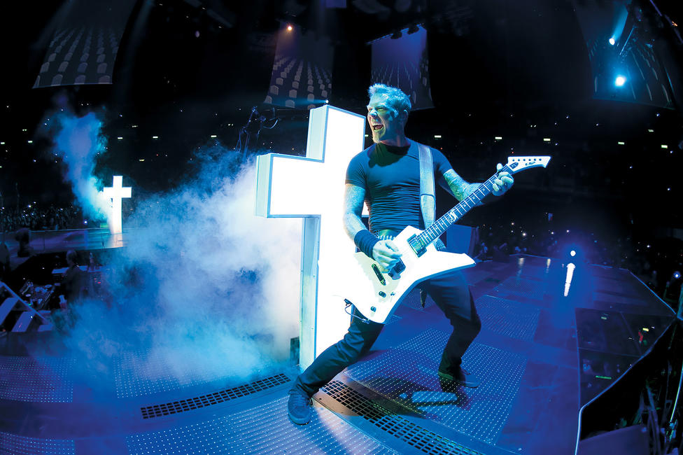 Metallica Through the Never Photos + Posters