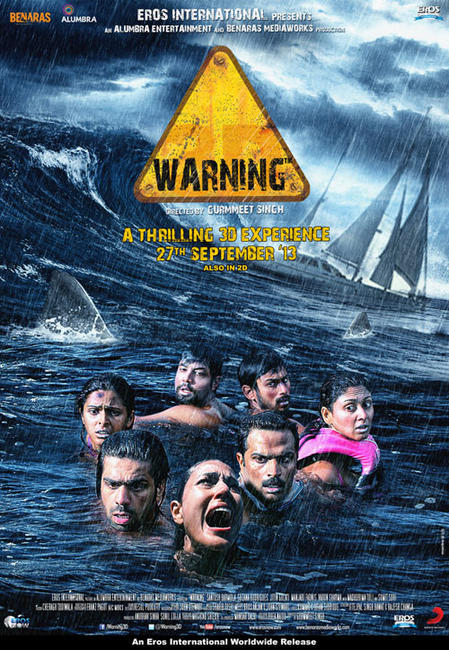 Warning Photos + Posters
