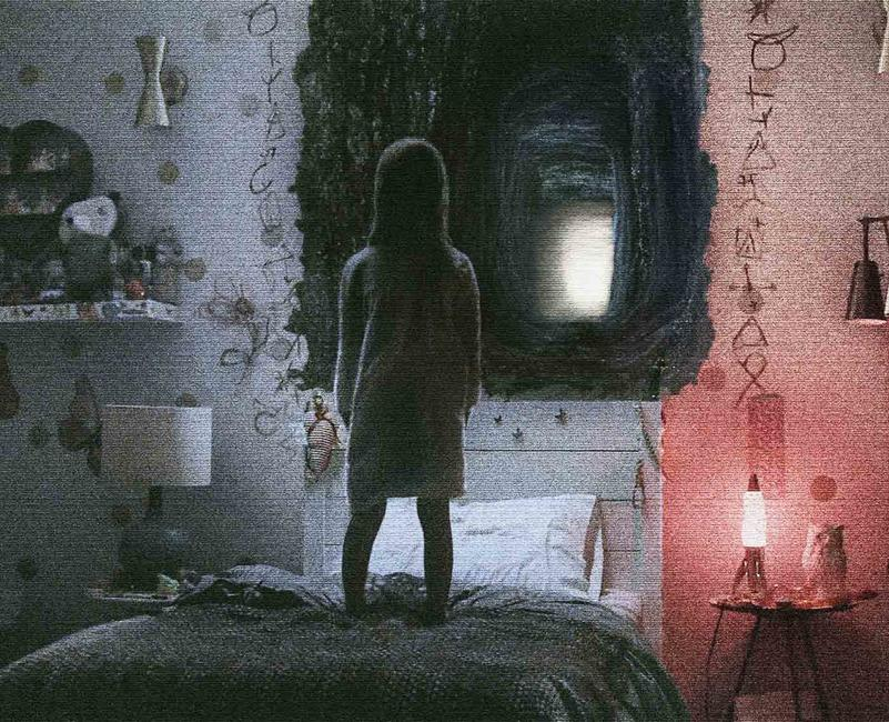 Paranormal Activity: The Ghost Dimension Photos + Posters
