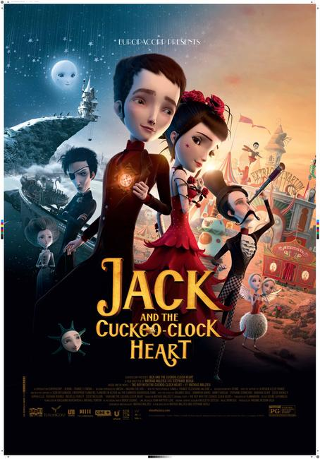 Jack and the Cuckoo-Clock Heart Photos + Posters