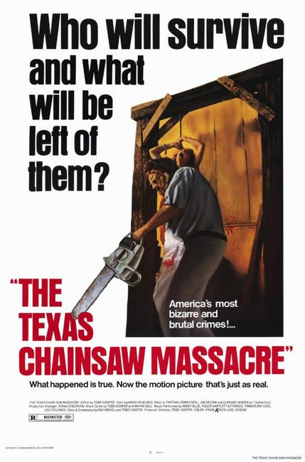 TEXAS CHAIN SAW MASSACRE/HOUSE OF THE DEVIL Photos + Posters
