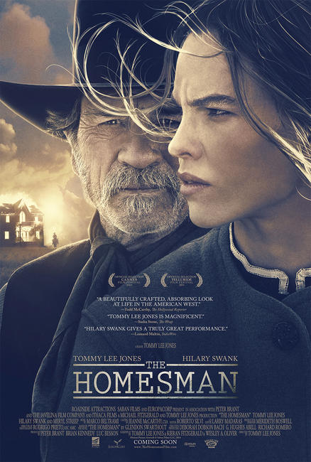 The Homesman Photos + Posters