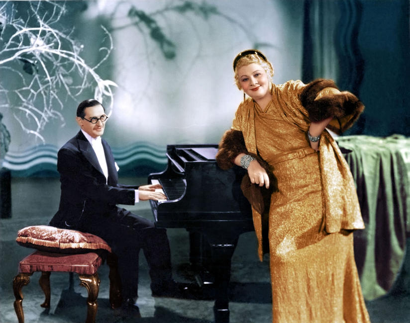 The Outrageous Sophie Tucker Photos + Posters