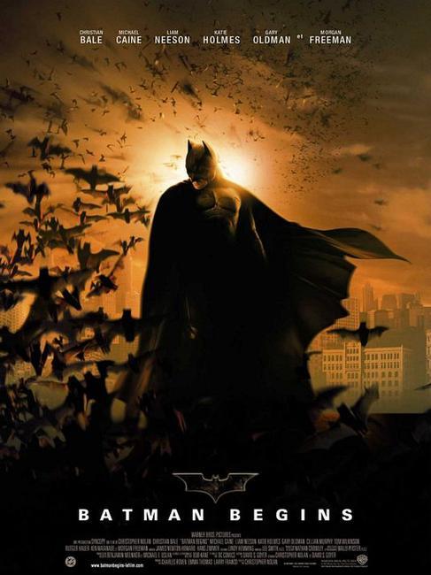 BATMAN BEGINS/THE DARK KNIGHT/DARK KNIGHT RISES Photos + Posters