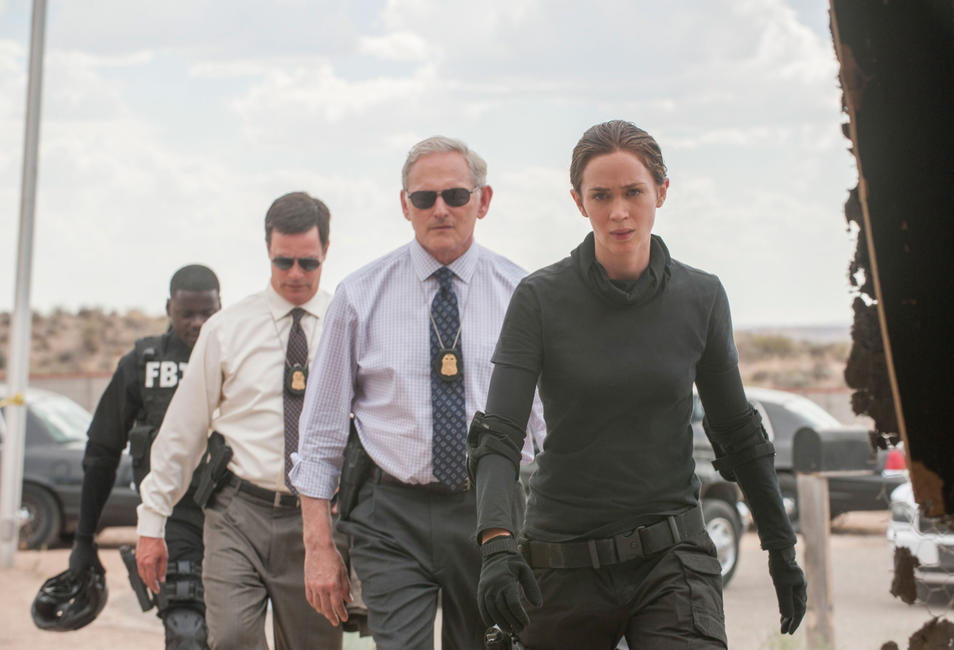 Sicario (2015) Photos + Posters