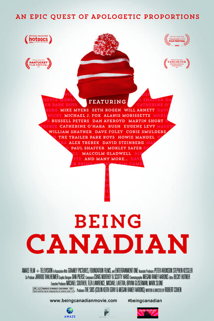 Being Canadian Photos + Posters