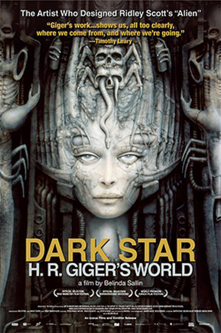 LIFF: Dark Star: The World of H.R. Geiger Photos + Posters