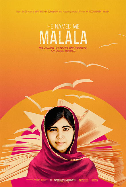 He Named Me Malala Photos + Posters