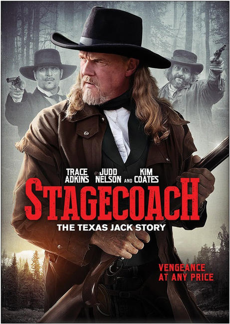 Stagecoach: The Texas Jack Story Photos + Posters