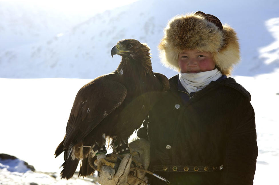 The Eagle Huntress Photos + Posters
