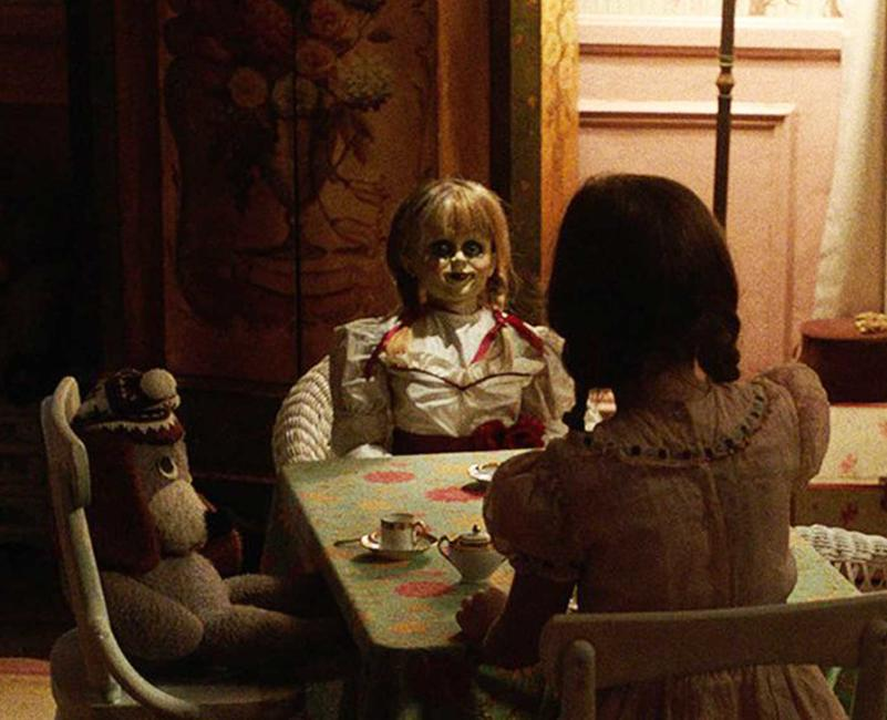 Annabelle: Creation Photos + Posters